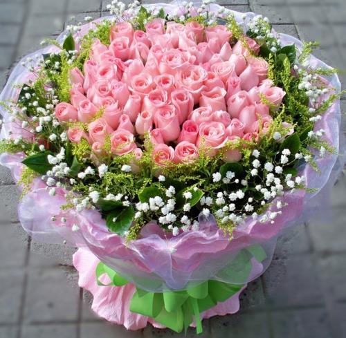 粉色玫瑰花代表什么意思?粉色玫瑰花语又是什么?